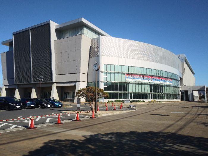 防府市体育館